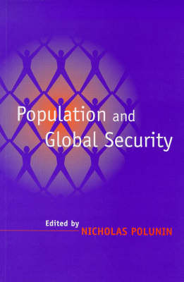 Population and Global Security (Paperback)