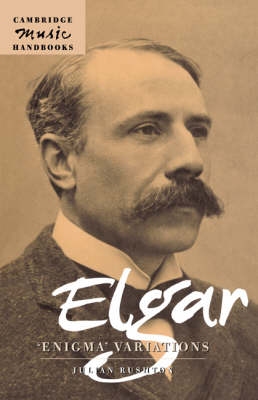 Cambridge Music Handbooks: Elgar: Enigma Variations (Paperback)