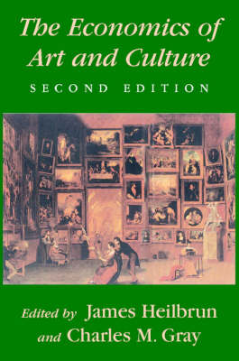 The Economics of Art and Culture (Paperback)
