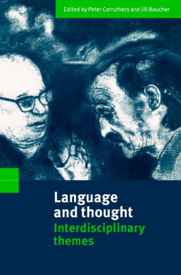 Language and Thought: Interdisciplinary Themes (Paperback)