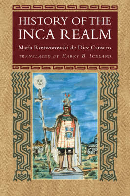 History of the Inca Realm (Paperback)