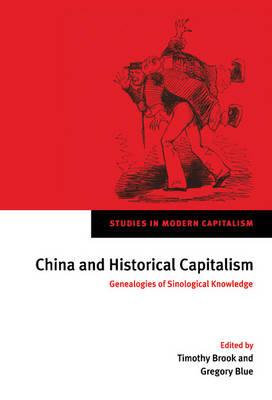 China and Historical Capitalism: Genealogies of Sinological Knowledge - Studies in Modern Capitalism (Hardback)