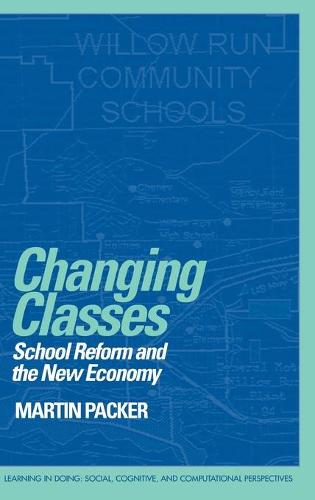Changing Classes: School Reform and the New Economy - Learning in Doing: Social, Cognitive and Computational Perspectives (Hardback)