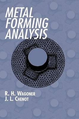 Metal Forming Analysis (Hardback)