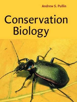 Conservation Biology (Hardback)