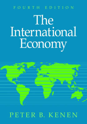 The International Economy (Paperback)