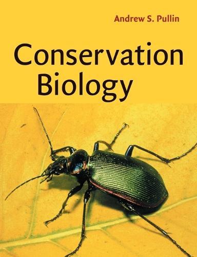 Conservation Biology (Paperback)