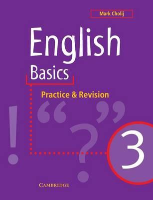 English Basics 3: English Basics 3 English Basics Bk.3 - English Basics (Paperback)