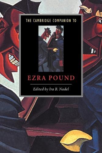 The Cambridge Companion to Ezra Pound - Cambridge Companions to Literature (Paperback)