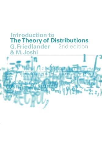 Introduction to the Theory of Distributions (Paperback)