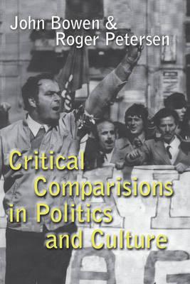 Critical Comparisons in Politics and Culture (Paperback)