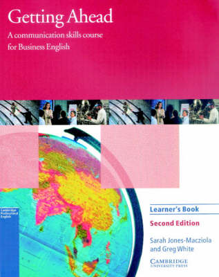 Getting Ahead Learner's Book: A Communication Skills Course for Business English (Paperback)