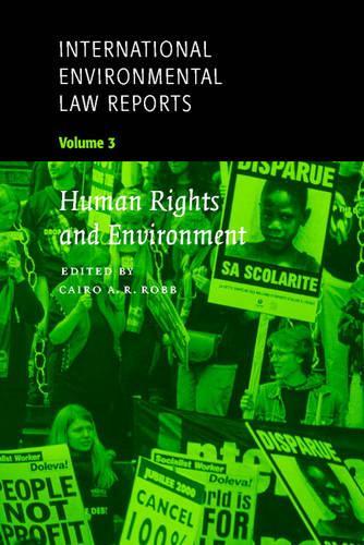 International Environmental Law Reports - International Environmental Law Reports Set 5 Hardbacks 3 (Paperback)