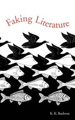 Faking Literature (Hardback)