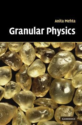 Granular Physics (Hardback)