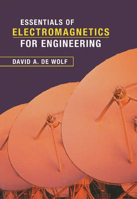Essentials of Electromagnetics for Engineering (Paperback)