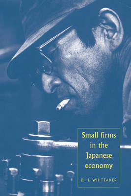 Small Firms in the Japanese Economy (Paperback)