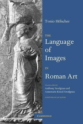 The Language of Images in Roman Art (Paperback)