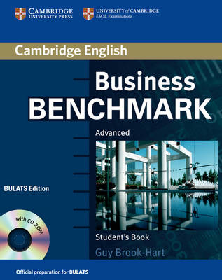 Business Benchmark Advanced Student's Book with CD-ROM BULATS Edition