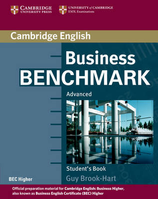 Business Benchmark Advanced Student's Book BEC Edition (Paperback)