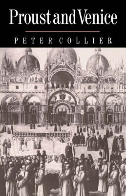 Proust and Venice (Paperback)