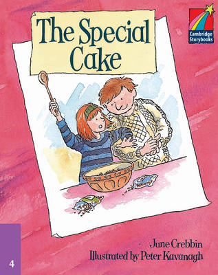 The Special Cake ELT Edition (Paperback)