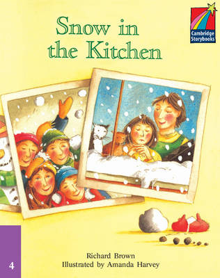 Snow in the Kitchen ELT Edition (Paperback)