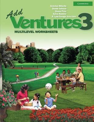Add Ventures 3 - Ventures (Paperback)