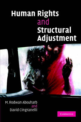 Human Rights and Structural Adjustment (Paperback)
