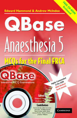 QBase Anaesthesia with CD-ROM: MCOs for the Final FRCA Volume 5