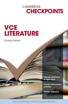 Cambridge Checkpoints: Cambridge Checkpoints VCE Literature 2006-15 (Paperback)