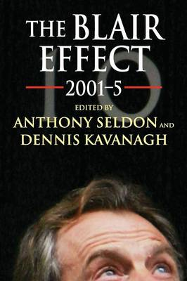 The Blair Effect 2001-5 (Paperback)