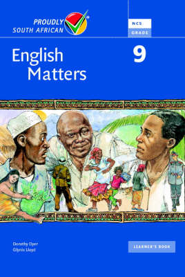 English Matters: Gr 9: Learner's Pack (Learner's Book and Reader): Senior Phase - English Matters (Paperback)