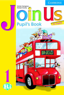 Join Us for English 1 Pupil's Book (Paperback)