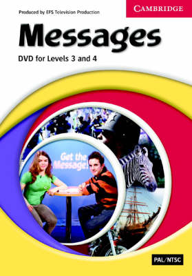 Messages Levels 3 and 4 DVD (PAL/NTSC) with Activity Booklet