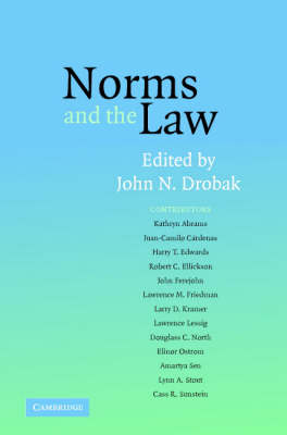 Norms and the Law (Paperback)