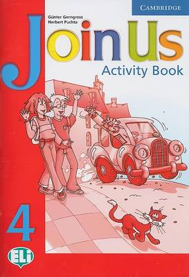 Join Us 4 Activity Book (Paperback)