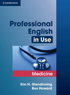 Professional English in Use Medicine (Paperback)