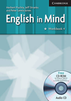 English in Mind 4 Workbook with Audio CD/CD-ROM: Level 4