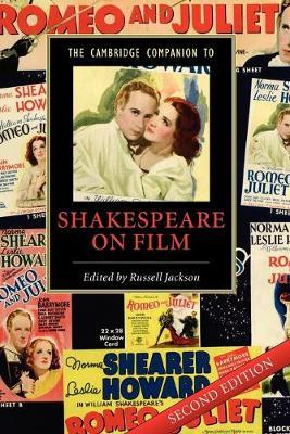 The Cambridge Companion to Shakespeare on Film - Cambridge Companions to Literature (Paperback)