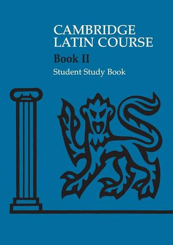 Cambridge Latin Course: Cambridge Latin Course 2 Student Study Book (Paperback)