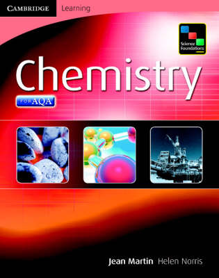 Chemistry Class Book - Science Foundations (Paperback)
