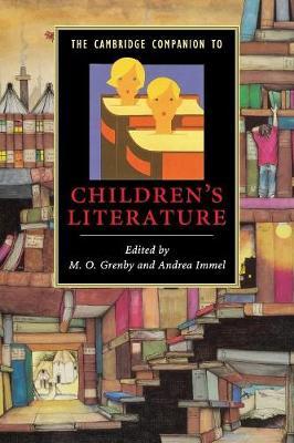 The Cambridge Companion to Children's Literature - Cambridge Companions to Literature (Paperback)