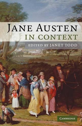 Jane Austen in Context - Literature in Context (Paperback)