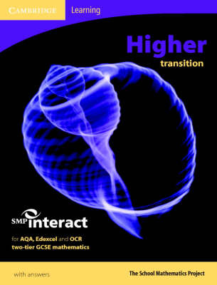 SMP GCSE Interact 2-tier Higher Transition Pupil's Book - SMP Interact 2-tier GCSE (Paperback)