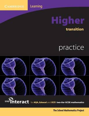 SMP GCSE Interact 2-tier Higher Transition Practice Book - SMP Interact 2-tier GCSE (Paperback)
