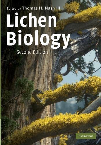 Lichen Biology (Paperback)