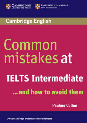 Common Mistakes at IELTS Intermediate - Common Mistakes (Paperback)
