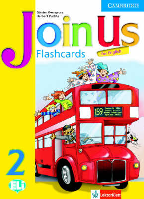 Join Us for English Level 2 Flashcards Polish Edition: Level 2
