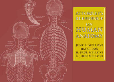 Attorney's Reference on Human Anatomy (Paperback)
